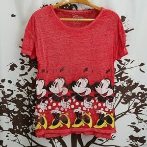 Disney Minnie Mouse Graphic Tee